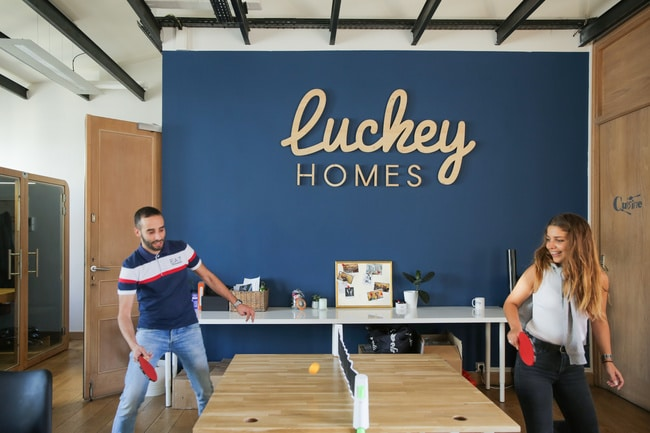 Chez Luckey Homes, un Head of Sales qui ne connaît pas la fatigue !